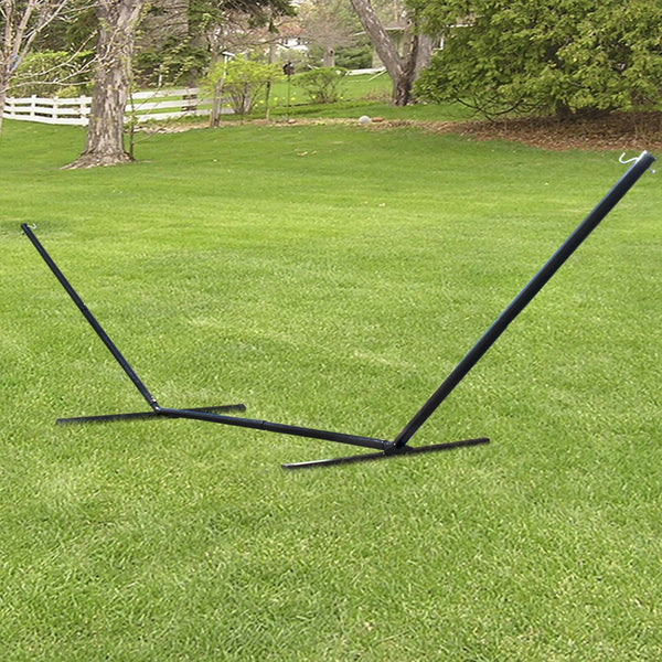 10' Hammock Stand Solid Steel Tri Beam Construction
