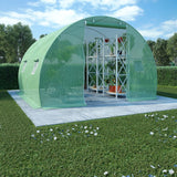 Greenhouse with Steel Foundation 9m² 300x300x200 cm
