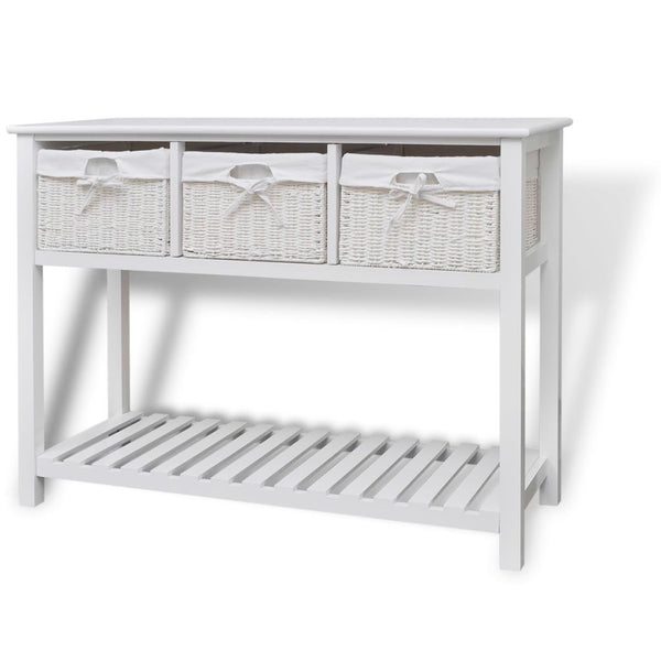 Storage Sideboard White