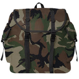 Army-Style Backpack 40 L Camouflage