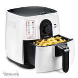 3L 1500W Air Fryer White