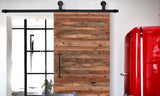 Antique Classic Sliding Barn Door Track Kit For Single Door