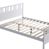100% Pine Timber Wood Bed Frame DOUBLE