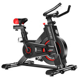 Powertrain Heavy Flywheel Exercise Spin Bike IS500 - Black
