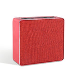 Mini Desktop Wireless Bluetooth Speaker - Red