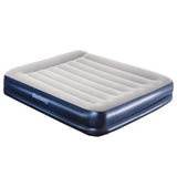 Air Bed Beds Mattress Premium Inflatable Built-in Pump Queen Size