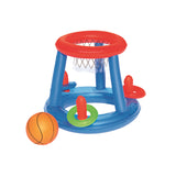 Game Float Kool Pool Pool Dunk Inflatable Basketball Hoop Set Pool Toy