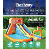 Inflatable Water Slide Jumping Castle Water Slides for Pool Playground