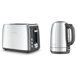 Breville the Breakfast Pack Kettle and Toaster Pack LKT640BSS