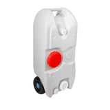 40L Portable Wheel Water Tank Grey