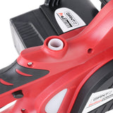 20V Cordless Chainsaw - Black and Red