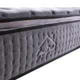 Casa Decor Pillowtop Bamboo Charcoal Pocket Spring  Mattress - King Single