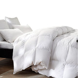 500GSM Goose Down Feather Duvet Quilt All Season - Single