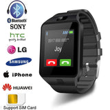 Bluetooth Smart Watch Phone with GSM SIM For Android iPhone and Samsung