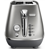Delonghi Distinta Flair 2 Slice Toaster CTI2003S