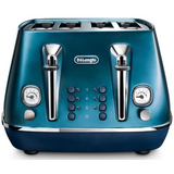 Delonghi Distinta Flair 4 Slice Toaster CTI4003BL