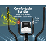 Exercise Bike Elliptical Cross Trainer Bicycle Home Gym Fitness Machine