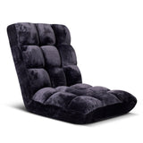 Adjustable Lounge Chair Purple