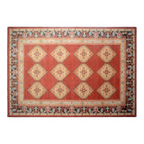 Floor Rugs Carpet 160 x 230 Living Room Mat Rugs Bedroom Large Soft Red