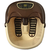 Foot Spa Massager Home Bubble Soak Rolling