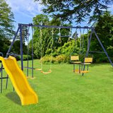 5 in 1 Unit Metal Swing Set