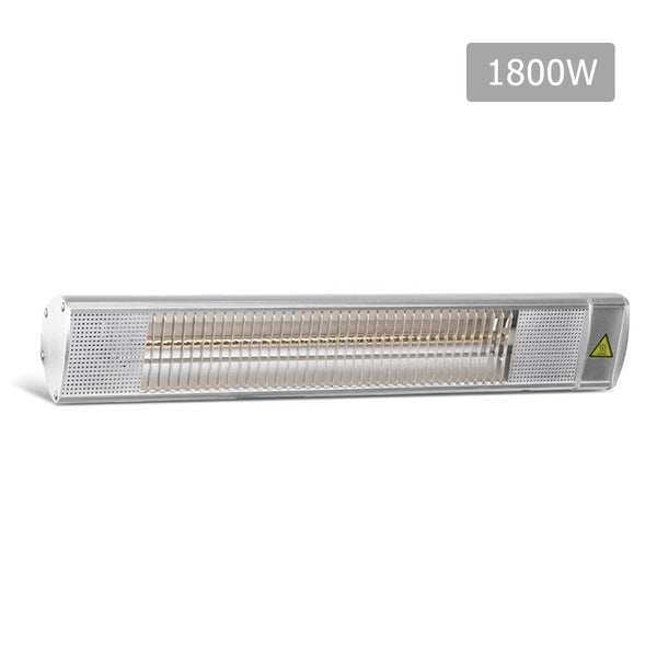1800W ELectric Infrared Strip Patio Heater