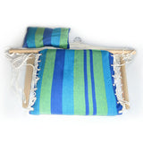 Hammock Swing Chair Blue Green