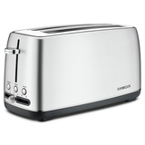 Kambrook 4 Slice Long Slot Toaster KTA470BSS