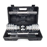 30kg Chrome Dumbbell SET - PRESALE