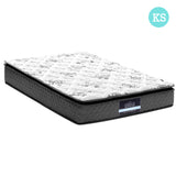 Pillow Top Mattress King Single