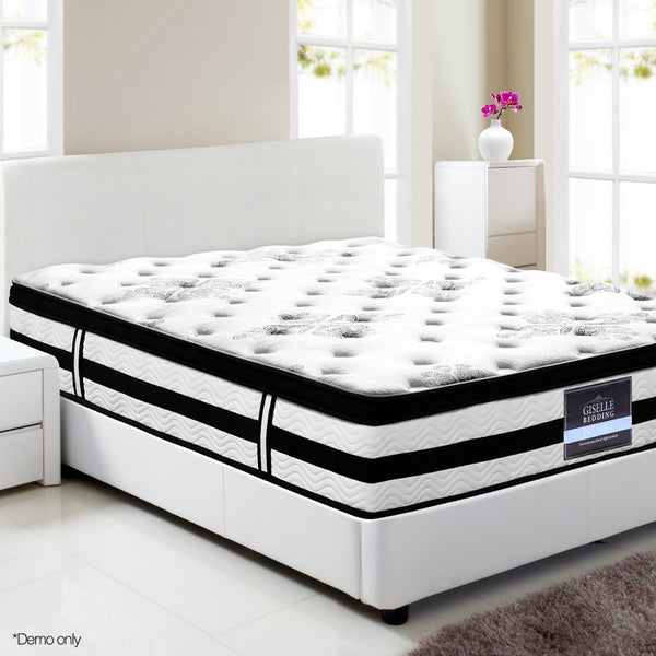 Double Euro Top Mattress - 34cm thick