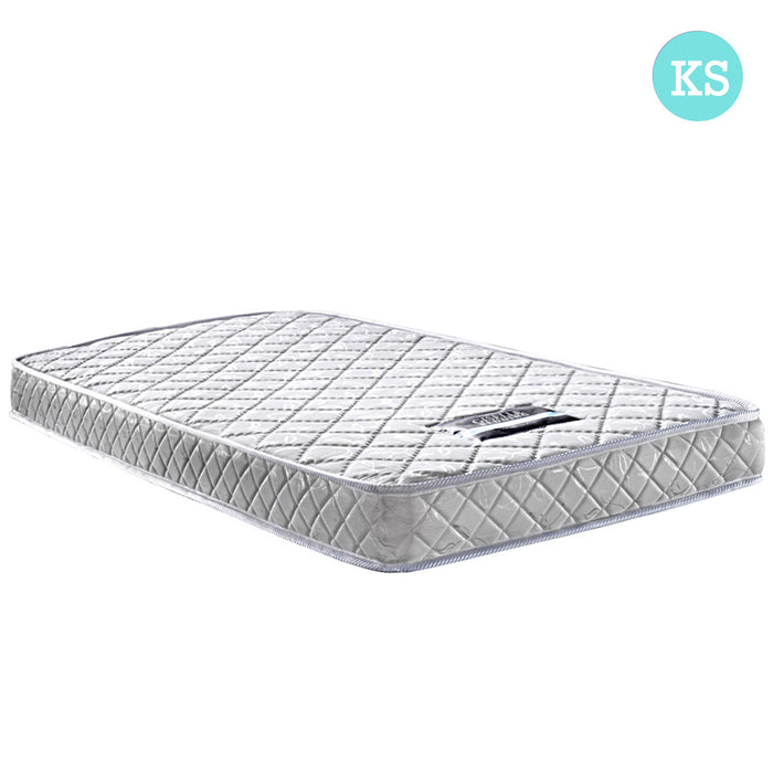 Pocket Spring Mattress High Density Foam King Single