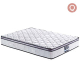 Cool Gel Memory Foam Euro Top Pocket Spring Mattress Queen