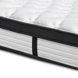 Giselle Bedding Euro Top Mattress - Queen