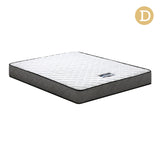 Bonnell Spring Medium Firm Mattress - Double