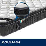 Queen-Mattress-Euro-Top-9-Zone-Pocket-Spring-Cool-Gel-Memory-Foam-Bamboo-33cm-BOL-MB1710Q-openpay-klarna-afterpay