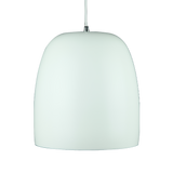 Pluto Pendant Light | Matte White