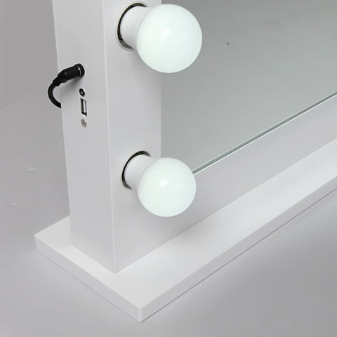 Make Up Mirror Frame with LED Lights 65x6 | Afterpay | zipPay ...