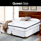 Laura Hill Queen Mattress with Bamboo Fabric