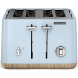 Morphy Richards Scandi Azure Aspect 4 Slice Toaster 240008