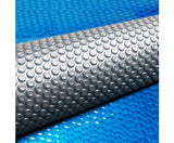 10M X 4M Solar Swimming Pool Cover - Blue