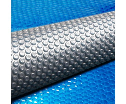 10 x 4m Solar Swimming Pool Cover 500 Micron Isothermal Blanket