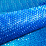 10 x 4M Solar Swimming Pool Cover - Blue
