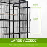 Bird-Cage-Parrot-Aviary-MELODY-137cm-NXM-PET-421A-137-afterpay-zippay-oxipay