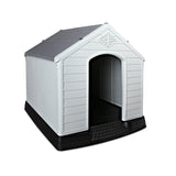 Grey Dog Kennel  – 99CM