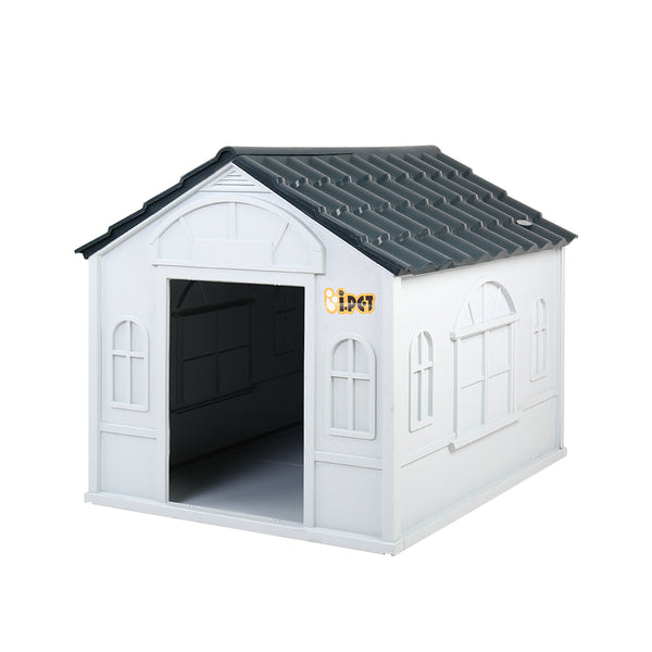 Pet Dog Kennel Plastic Puppy House XXL