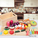 Children Wooden Kitchen 3 in 1 Play Set-afterpay-zippay