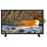 Palsonic TFTV2410M 23.6 Inch 60cm Full HD LED TV/DVD