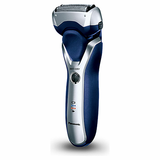 Panasonic-3-Blade-2D-Shaver-Silver/Blue-ES-RT37-S541-AW-ES-RT37-S541-afterpay-zip-laybuy