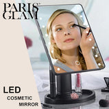 16 LED touch Screen Mirror - White